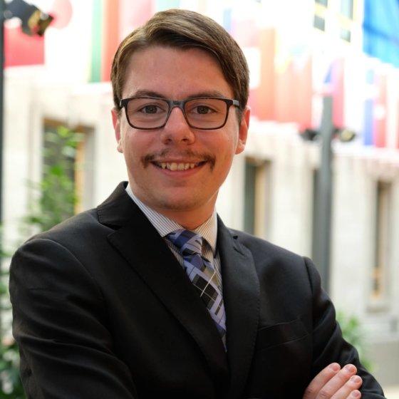 Jean-François Simard, Responsable aux affaires politiques