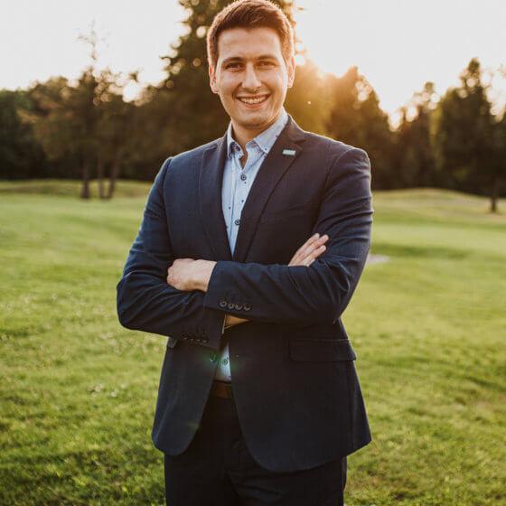 Keven Brasseur, Candidat au poste de président