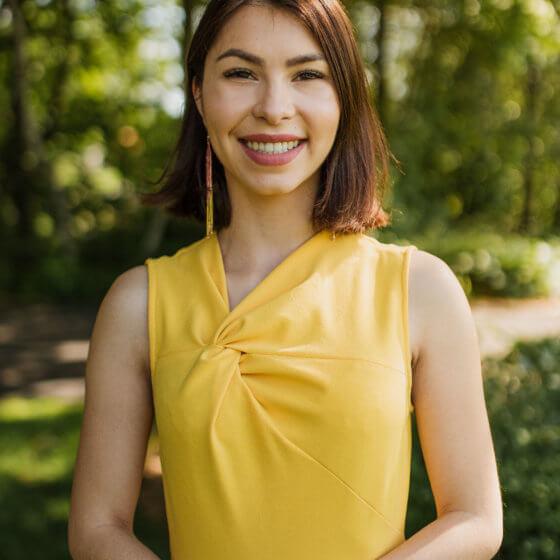 Joelle Perron Thibodeau, Candidate au poste de secrétaire-trésorière