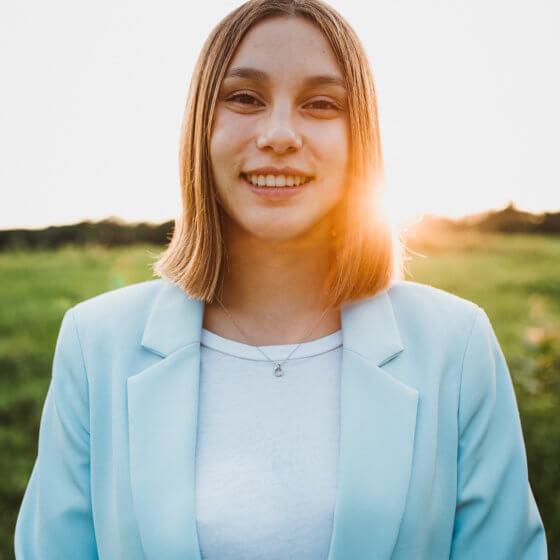 Aurélie Diep, Candidate au poste de responsable à l'organisation