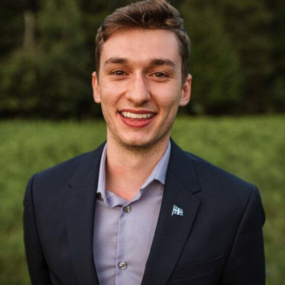 Alexandre Guay, Candidat au poste de responsable du membership et des campus universitaires