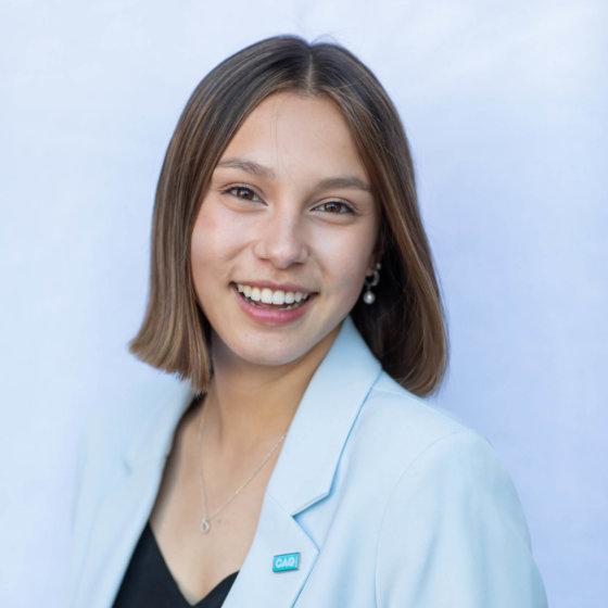 Aurélie Diep, Responsable de l'organisation